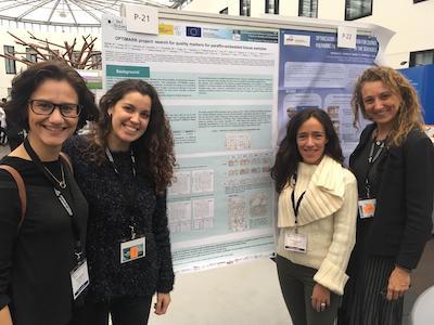 El proyecto OPTIMARK de la RNBB, mejor póster del Biospecimen Research Symposium