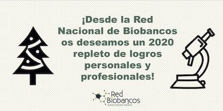 ¡Desde la RNBB os deseamos un próspero y feliz 2020!