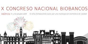 Publicada la web del X Congreso Nacional de Biobancos
