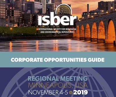 ISBER 2019 Regional Meeting & Exhibits
